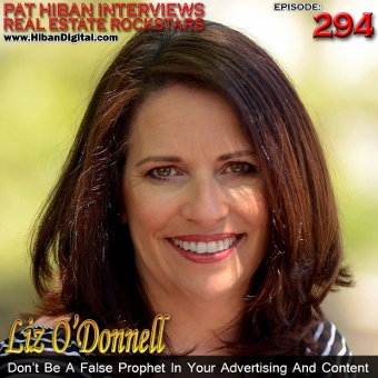 Liz O'Donnell: Don't be a False Prophet in Your Advertising and Content [Podcast]