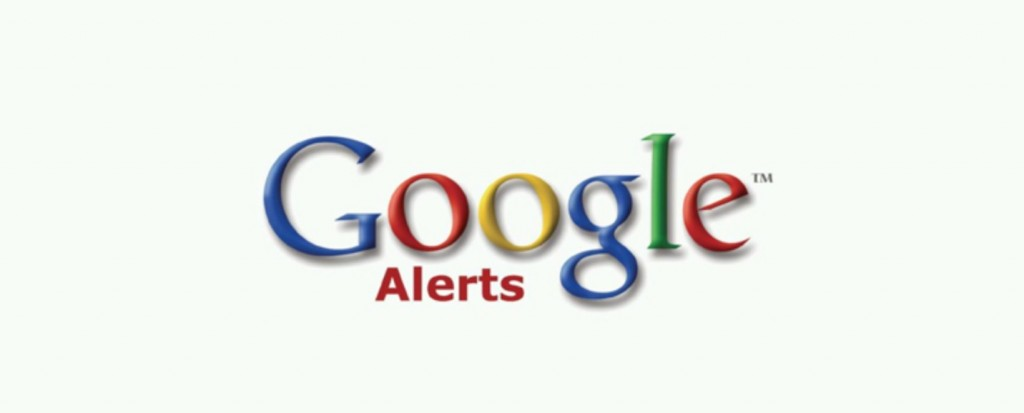 Don't Be A Google Alert