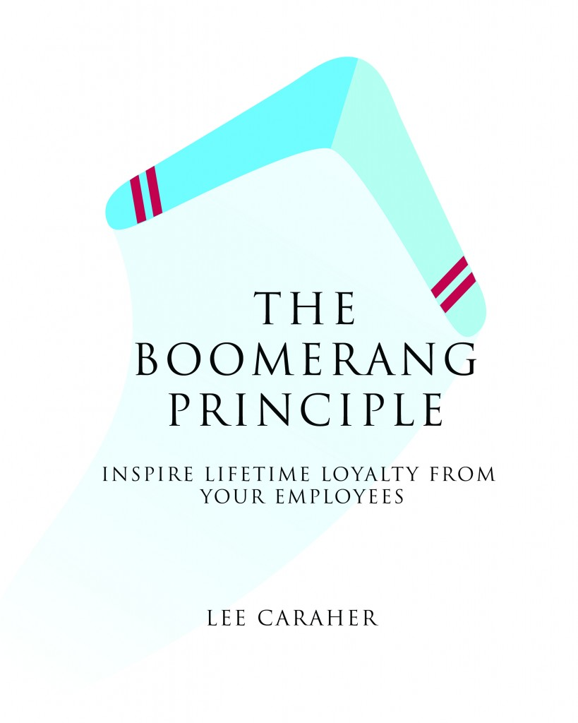 The Boomerang Principle Is Here!