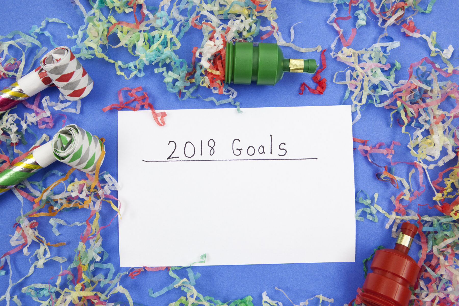 7 Social Media New Year's Resolutions for 2018