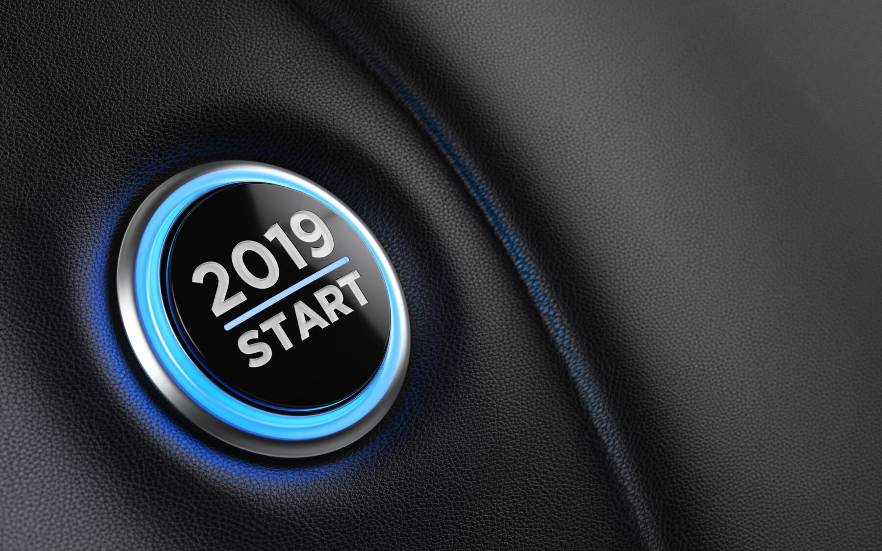 6 New Year's Resolutions for 2019