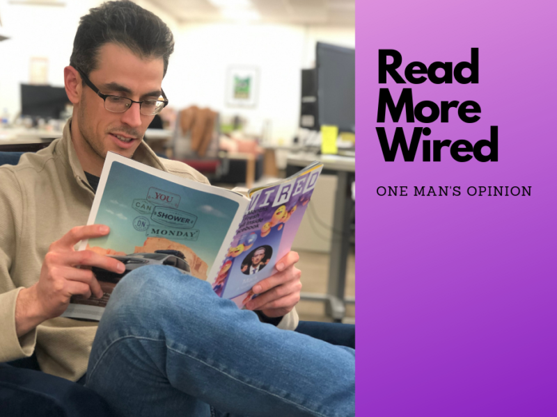 Read More WIRED Magazine