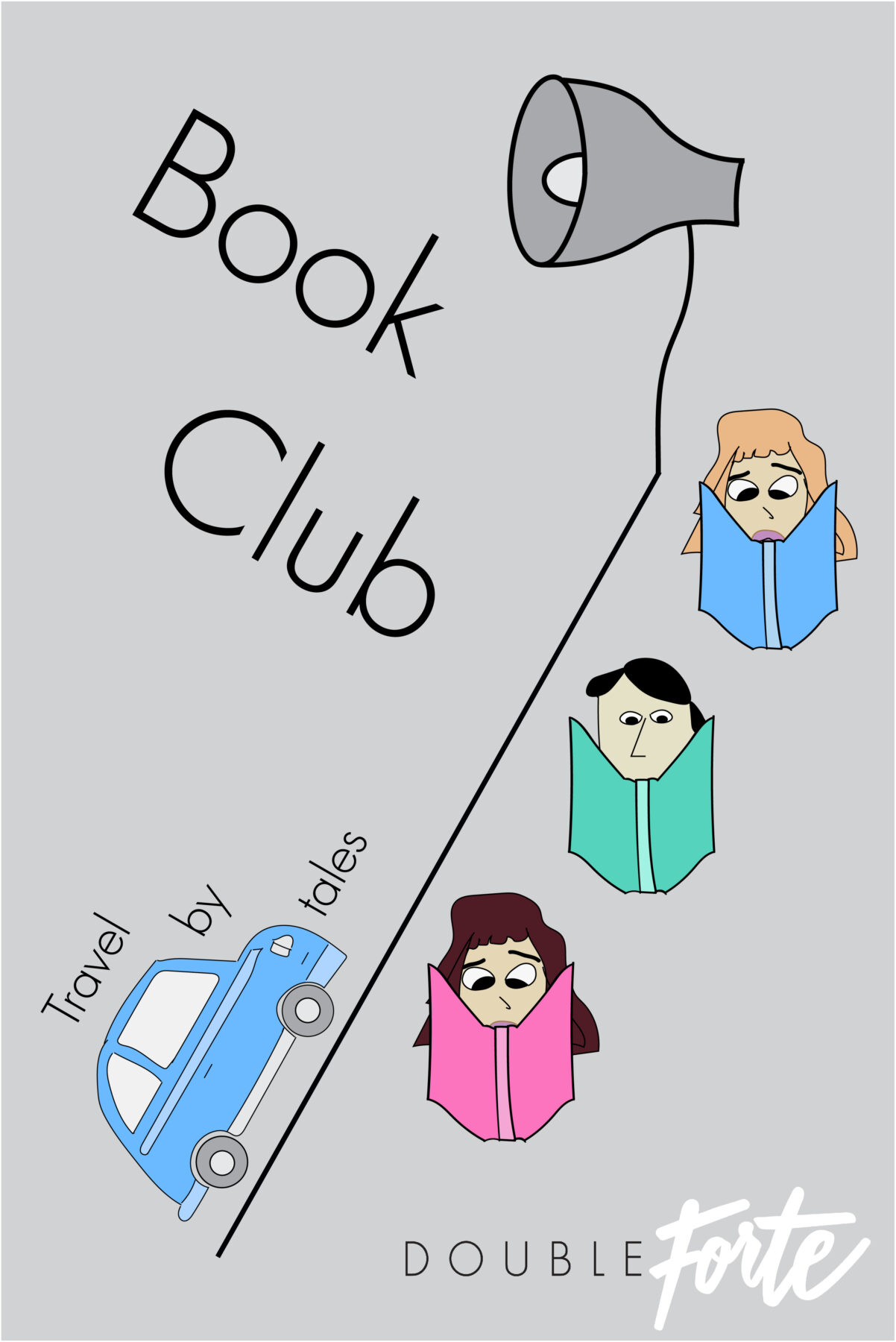 Travel by Tales: A Summer Book Club