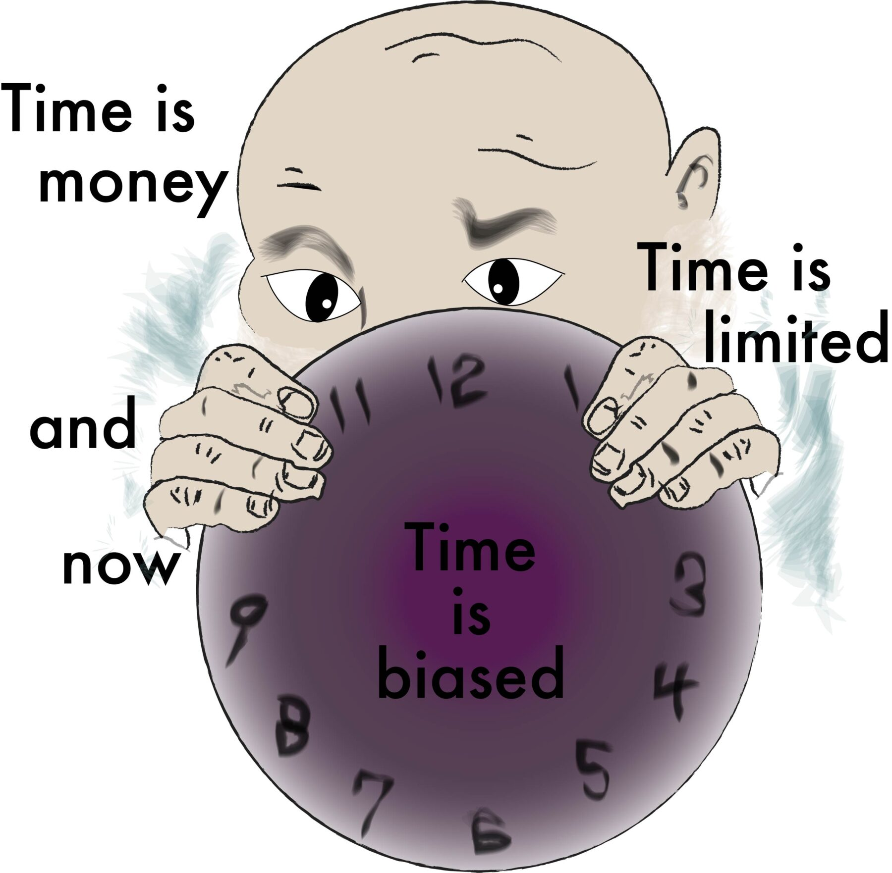 Time is Money, Time is Limited and Time is Bias